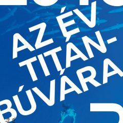 Évindító és a 2015 év Titánbúvára cím kiosztása