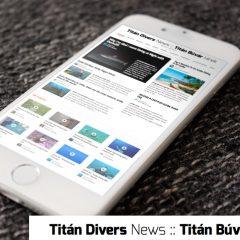 Titán Búvár Hírek :: Titan Divers News