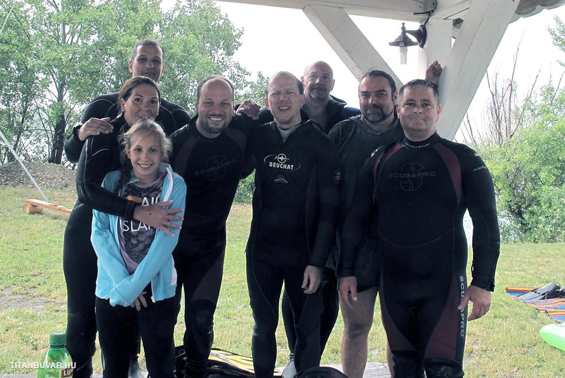 Mentő Búvár Tanfolyam, rescue diver, mentés, búvárkodás