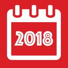 Programnaptár 2018