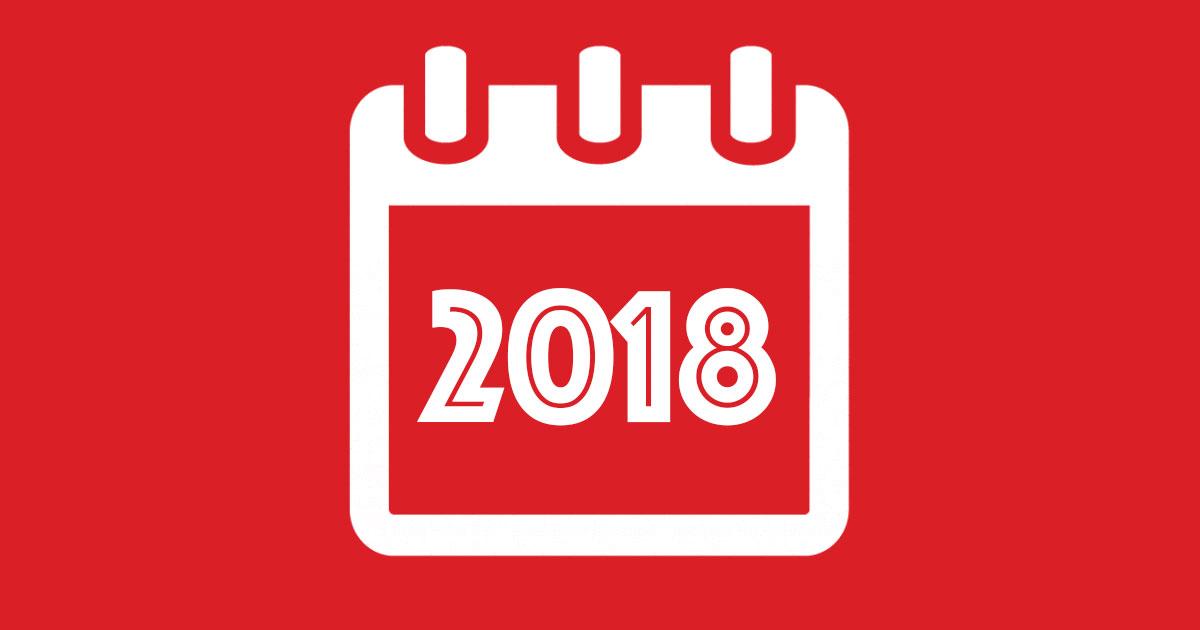 búvár program 2018, túra, szafari, búvárkodás, naptár