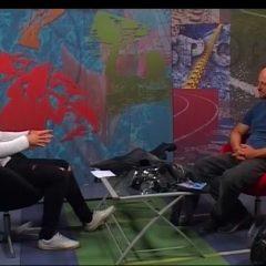 Búvárkodásról, interjú a váci ESTV Spiritusz műsorában