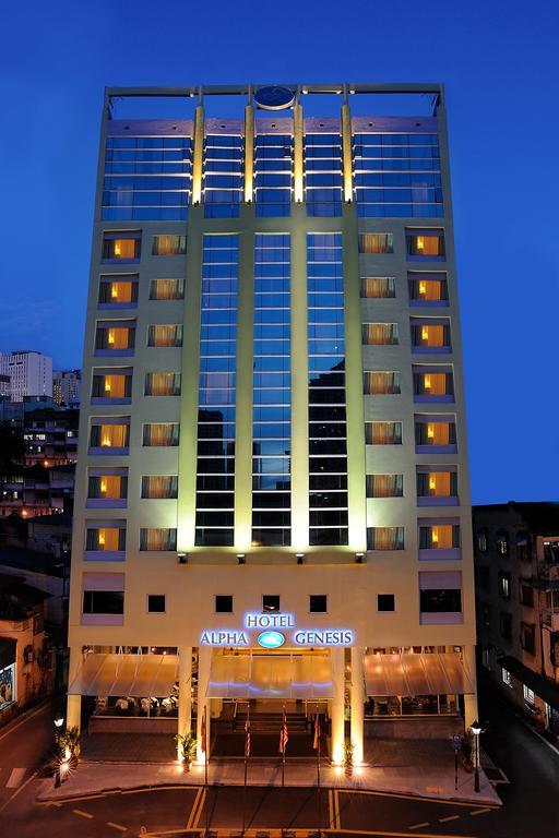 búvártúra, kuala lumpur, Alpha Genesis hotel