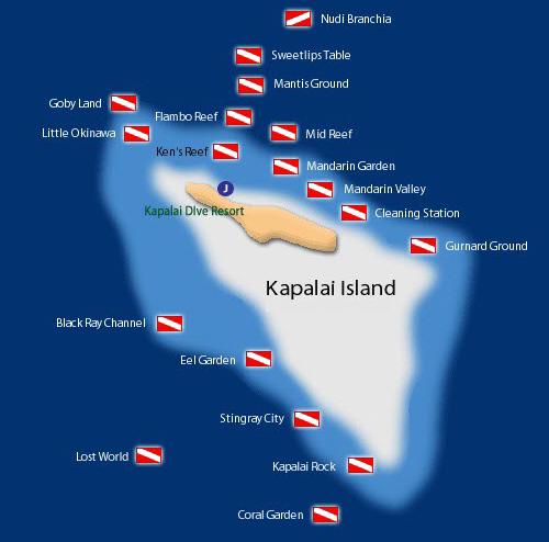 kapalai-sziget-buvar-terkep-borneo-sipadan-malajzia