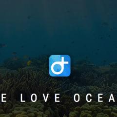 Dive+ app, segít neked színre húzni a búvárfotókat és filmeket.
