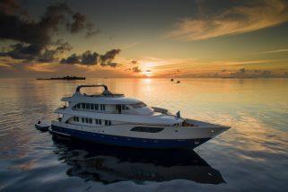 Titán Maldív-szigetek búvárszafari – 2020 – MEGTELT!!!