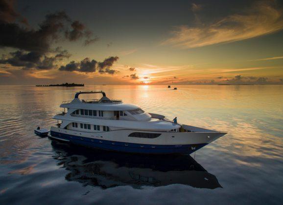 Titán Maldív-szigetek búvárszafari – 2020