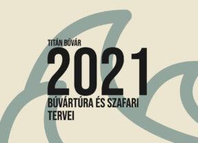 2021 Búvár programnaptár